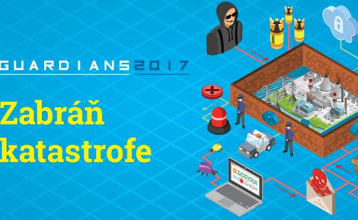 Guardians 2017: Zabráň katastrofe! Hra pre študentov IT