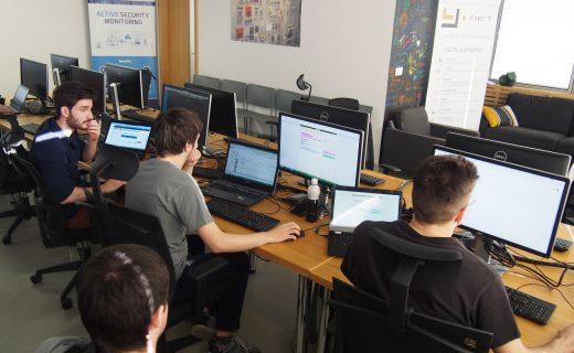 Tlačová správa: Študenti IT bránili vBratislave elektráreň pred katastrofou