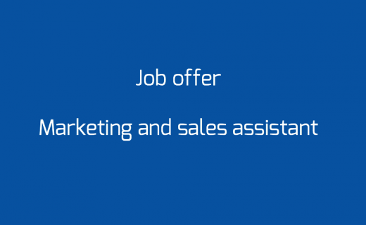 Marketing and sales assistant